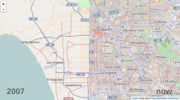 Factual | Ten years of OpenStreetMap